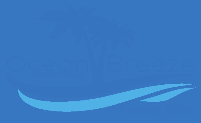 ocean breeze beach resort logo