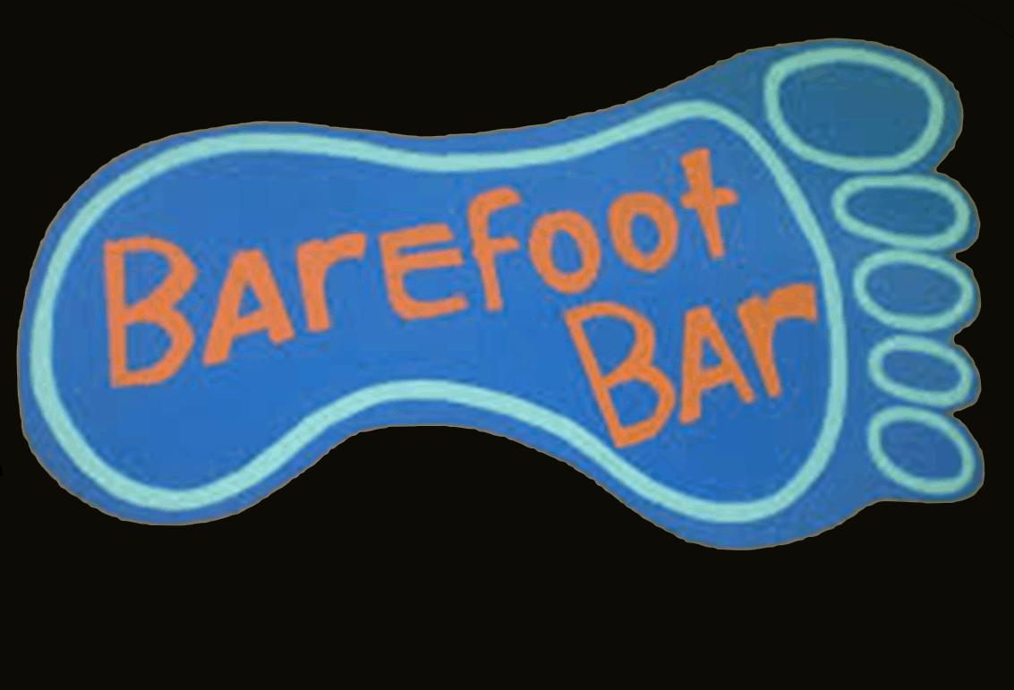 temp barefoot
