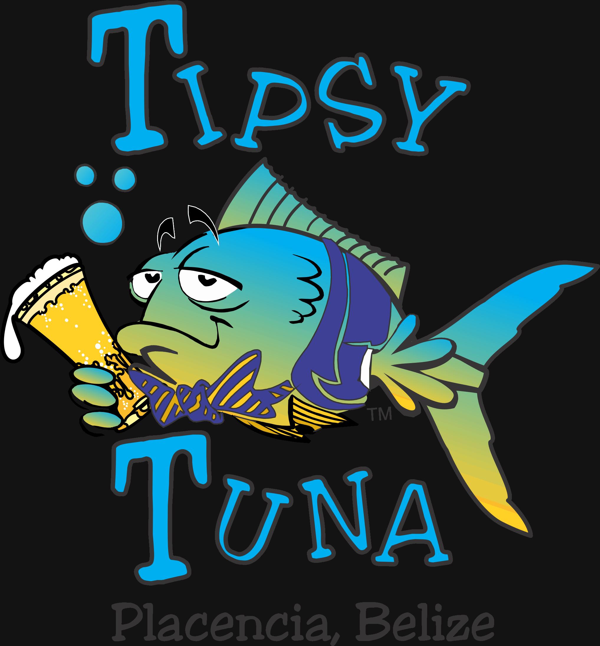 Tipsy Tuna Logo